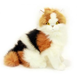 Bocchetta Long-Haired Calico Cat - Alfio