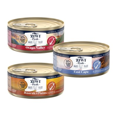 Ziwi Peak Provenance Cat Wet Food Range