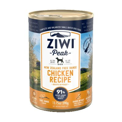 Ziwi Peak Original Wet Food | Free Range Chicken