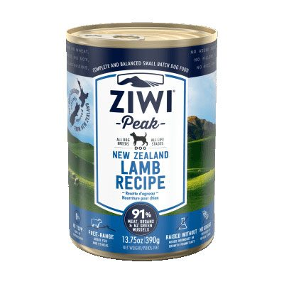 Ziwi Peak Original Wet Food | Lamb