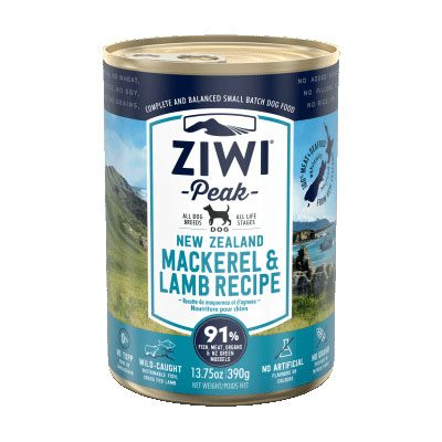 Ziwi Peak Original Wet Food | Mackerel & Lamb
