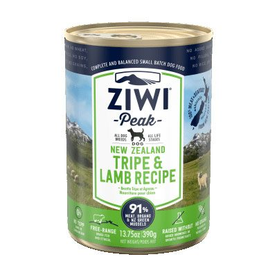 Ziwi Peak Original Wet Food | Tripe & Lamb