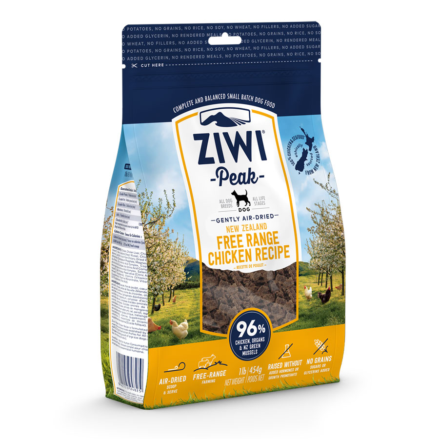 Ziwi Peak Original Dried Dog Food | Free Range Chicken