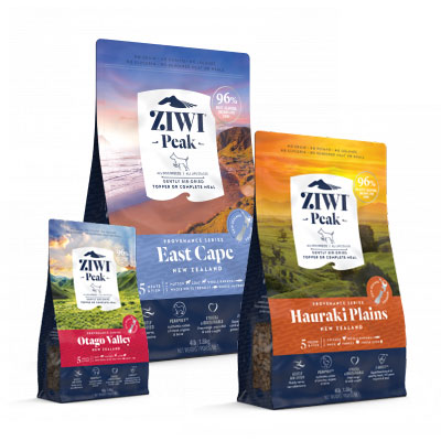 Ziwi Peak Provenance Dried Food | 5 Meats & Fish