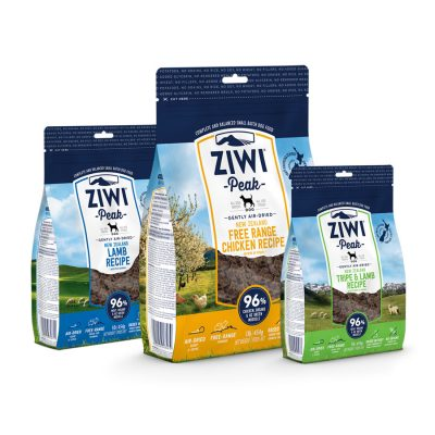 Ziwi Peak Original Dried Dog Food Range