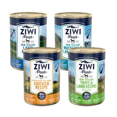 Ziwi Peak Original Wet Food Range