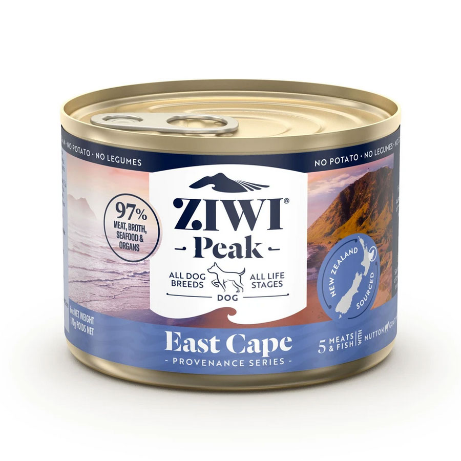 Ziwi Peak Provenance Wet Dog Food | East Cape
